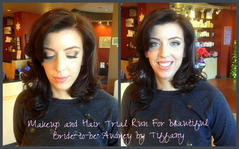 Bridal Makeup and Hair by Tiffany