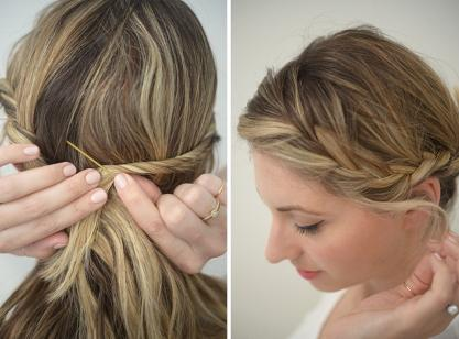 side braid step 4 hair c&c